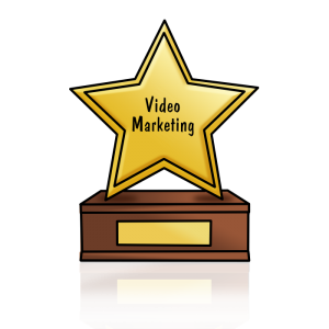 Video Marketing Star Trophy